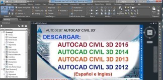 Descargar AutoCAD Civil 3D