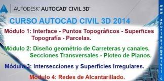 Curso de Autocad civil 3D 2014