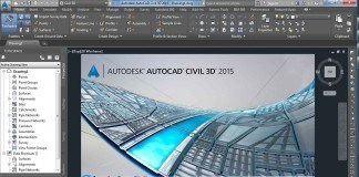 Descargar AutoCAD Civil 3D 2015
