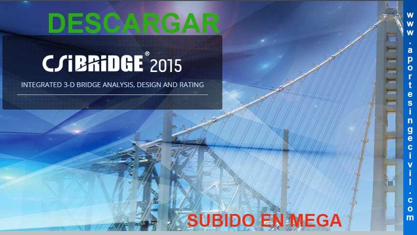 Descargar e instalar CSIBridge 2015