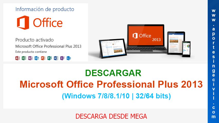 Descargar-Office-2013