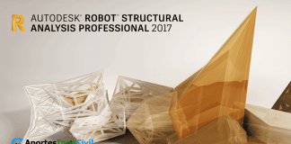 robot structural analisis professional 2017