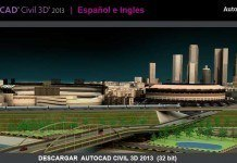 Descargar AutoCAD Civil 3D 2013