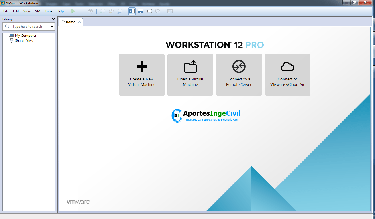 Descargar VMware Workstation 12 pro