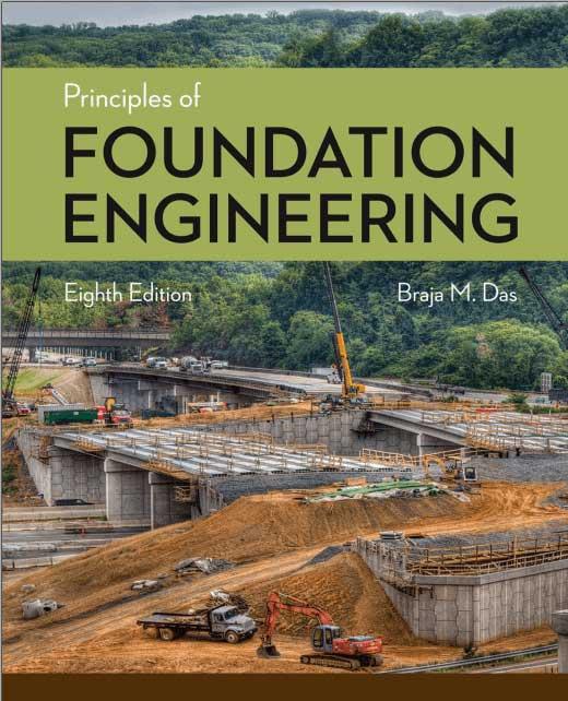 Principles of Foundation Engineering - Braja M. Das - 8th Edition