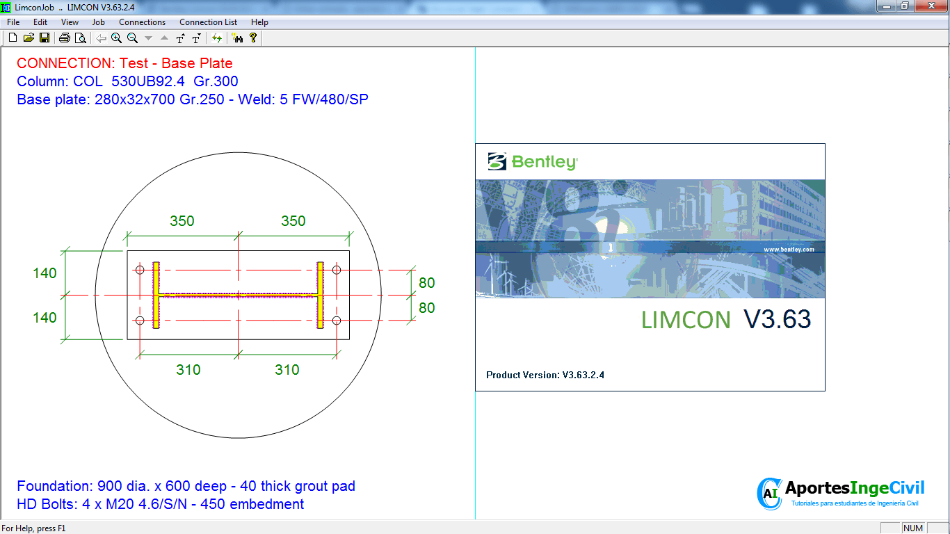 Descargar Bentley Limcon v3.63