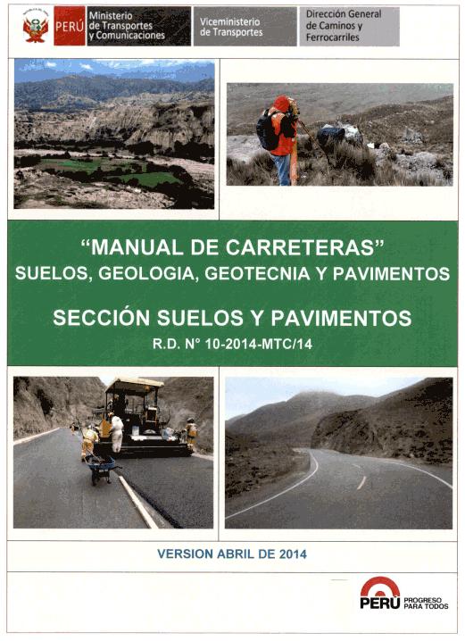 Manual de Suelos y Pavimentos
