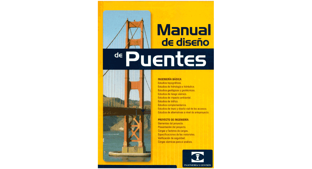 Manual de dise o de puentes editorial macro for Manual diseno de interiores pdf