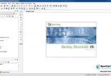 bentley StormCAD v8i SS5