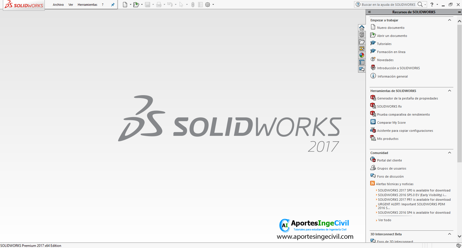 Descargar SolidWorks 2017