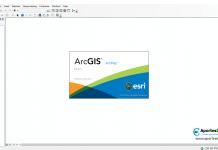 ArcGIS Desktop v10.4.1