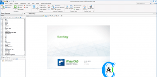 WaterCAD CONNECT Edition 10