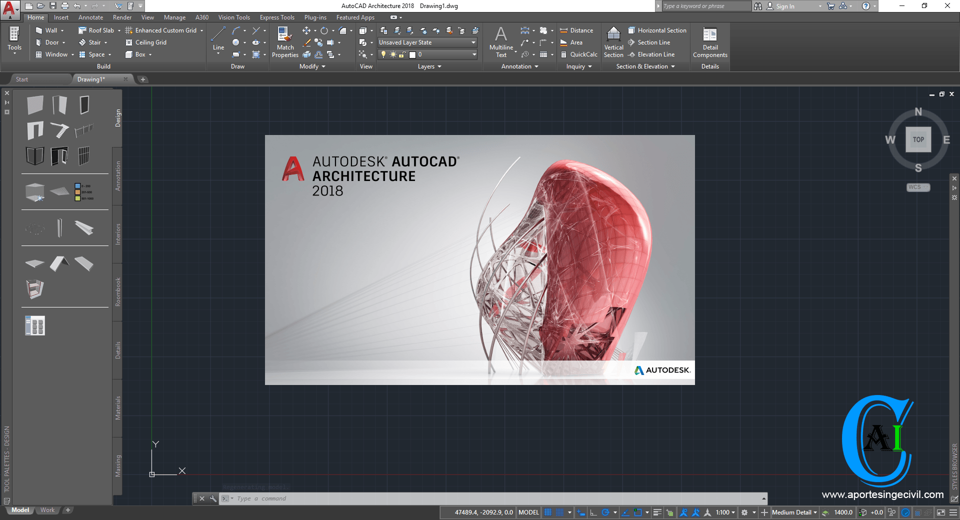 Manual Autocad Architecture 2014 Espaol