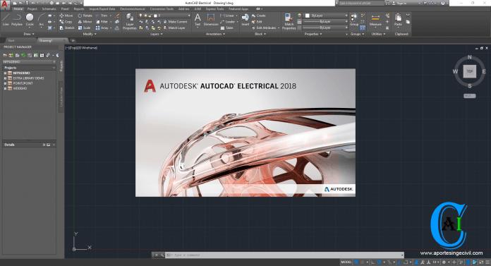 Descargar AutoCAD Electrical 2018