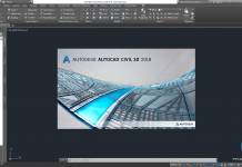 Descargar AutoCAD Civil 3D 2018