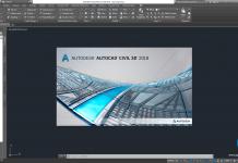 Descargar AutoCAD Civil 3D 2018
