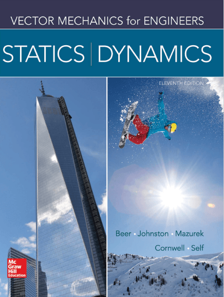 Statics and Dyanmics 11th Edition