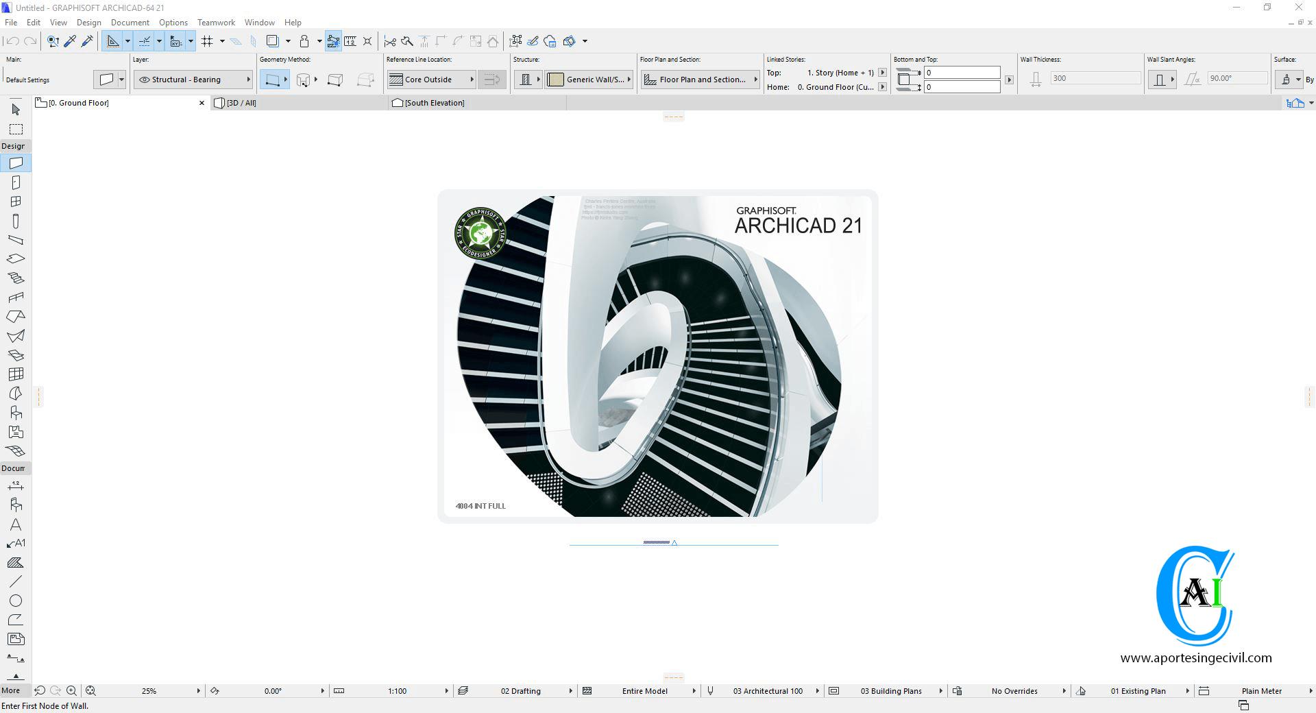 Descargar ArchiCAD 21