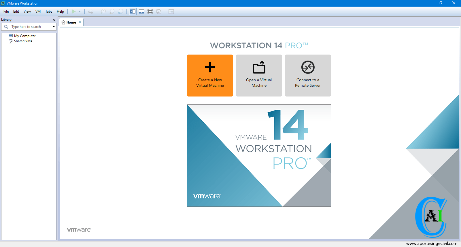 Descargar VMware Workstation Pro 14