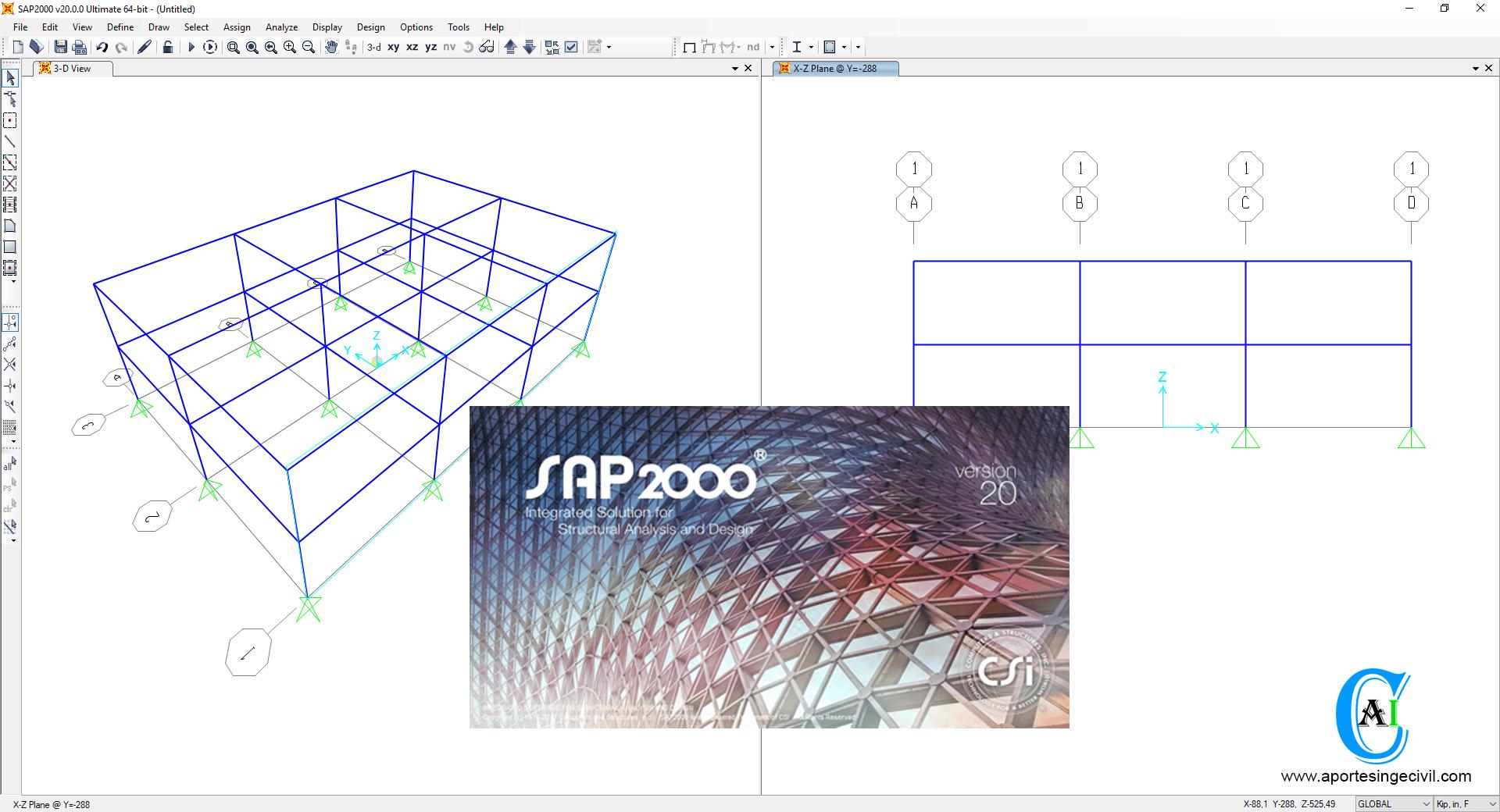 Descargar Sap2000 v20