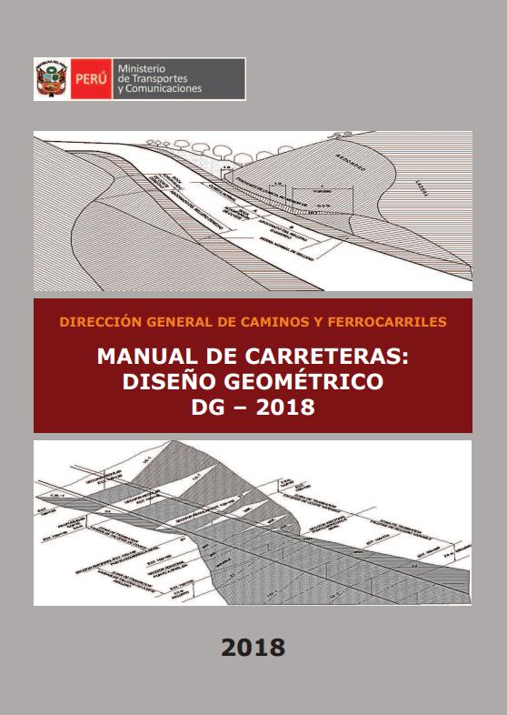 Manual de Carreteras dg 2018