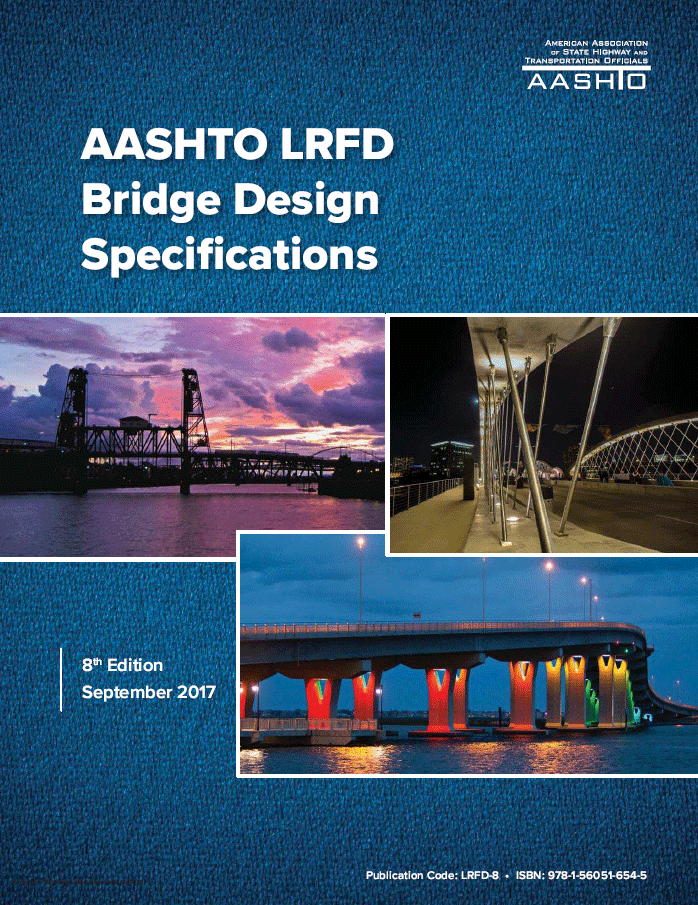 Aashto Lrfd Bridge Design Specifications Th Edition Pdf