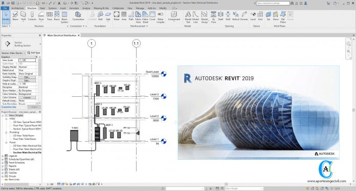 Descargar Autodesk Revit 2019