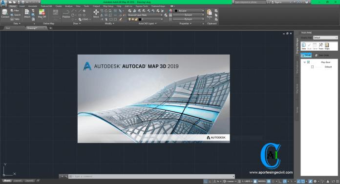 Descargar AutoCAD Map 3D 2019