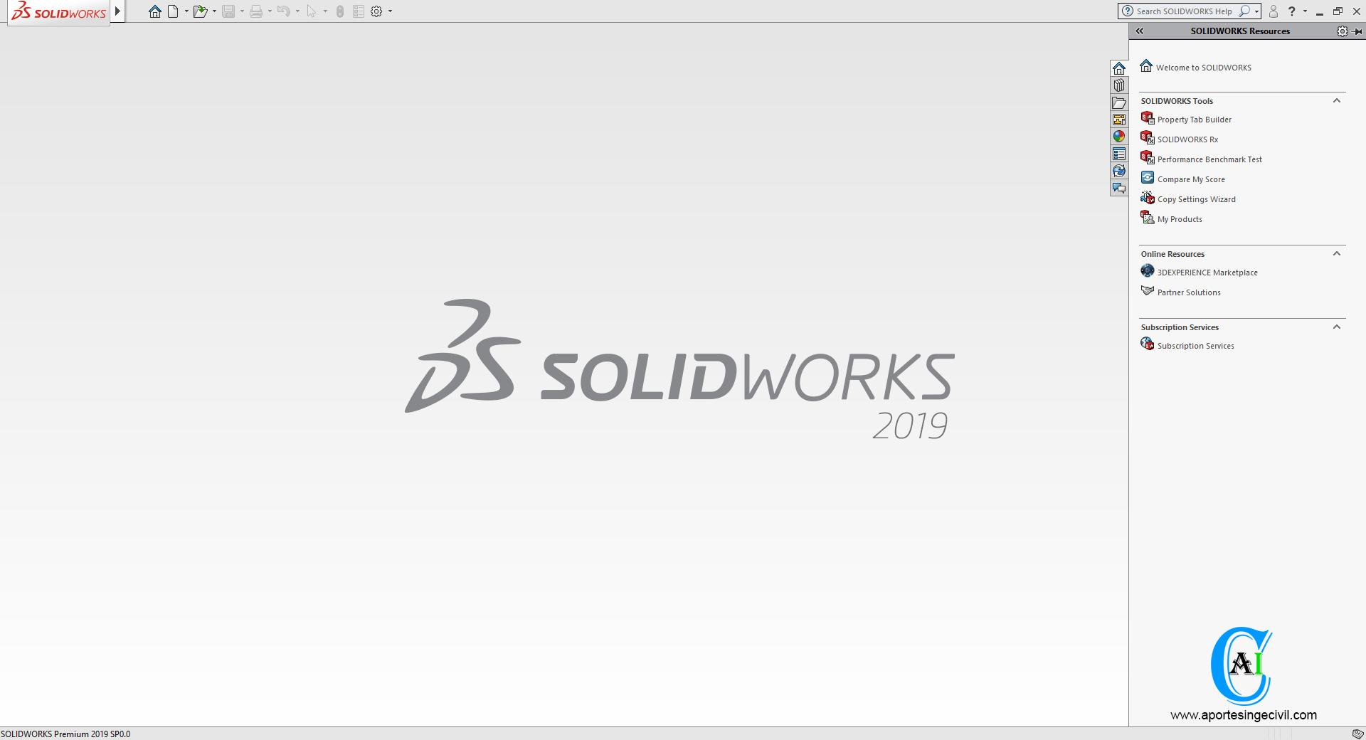 Descargar SolidWorks 2019 Premium