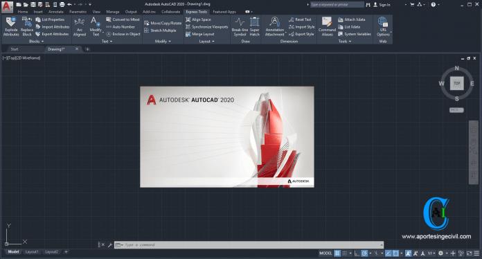 Descargar AutoCAD 2020