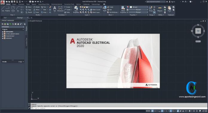 Descargar AutoCAD Electrical 2020