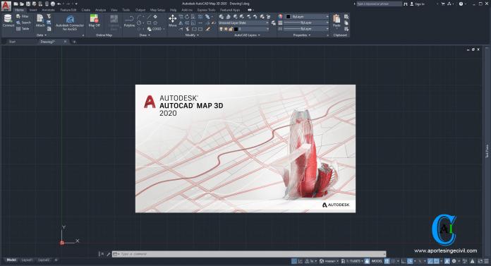 Descargar AutoCAD Map 3D 2020