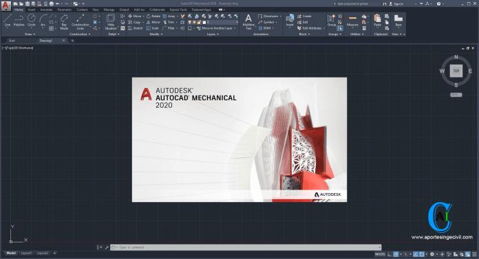 Descargar AutoCAD Mechanical 2020