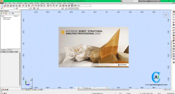 Descargar Robot Structural Analysis Professional 2020