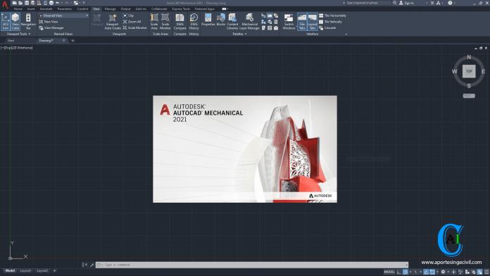 Autodesk AutoCAD Mechanical 2021
