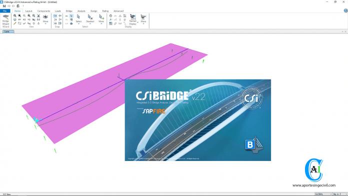 CSiBridge 2020 v22