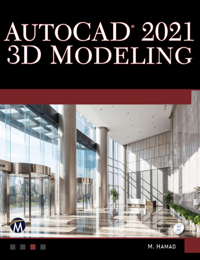 AutoCAD 2021 3D Modeling Munir Hamad