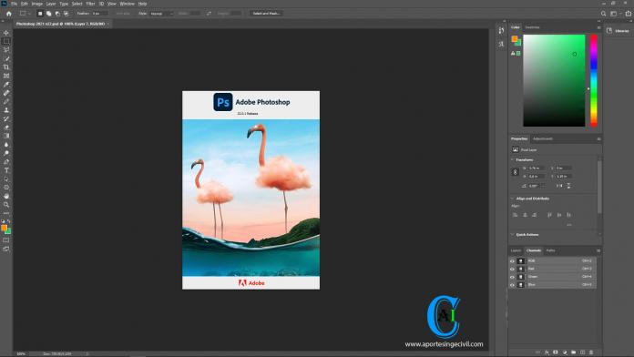 Adobe Photoshop 2021 v22
