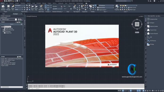 Descargar Autodesk AutoCAD Plant 3D 2022