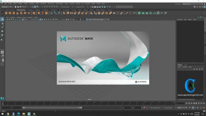 Descargar Autodesk Maya 2022