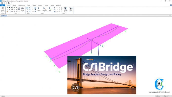 Descargar CSiBridge v23