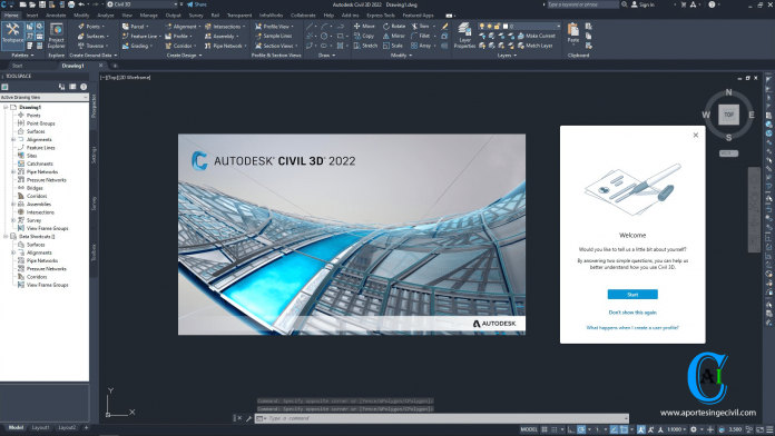Autodesk Civil 3D 2022