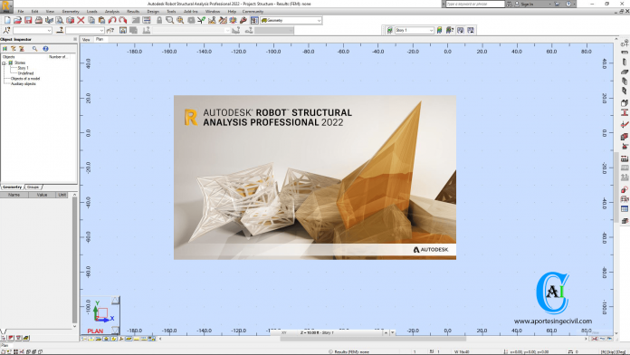 Autodesk Robot Structural Analysis Professional 2022