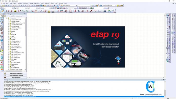 Descargar ETAP 19