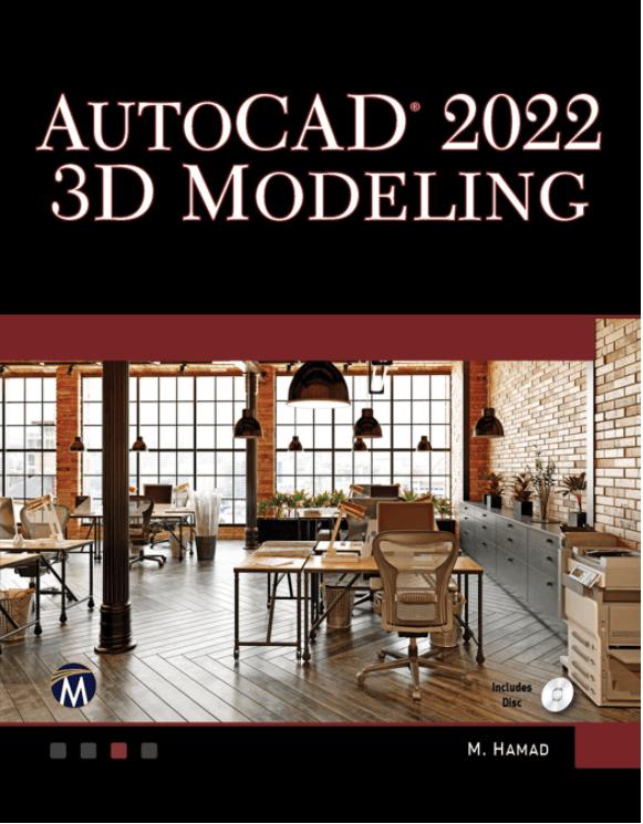 AutCAD 2022 3D Modeling